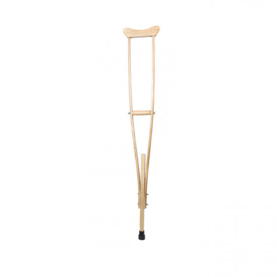 Костыль подмышечный деревянный Medok MED-02-002
