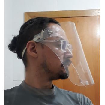 Щиток защитный для лица М003
