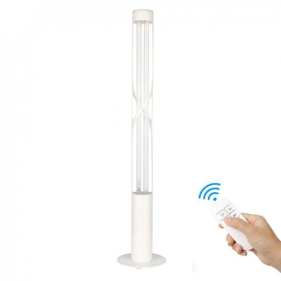 Кварцевый бактерицидный облучатель SM Technology SMT-60/360 Безозоновый 60 Вт с пультом ДУ и таймером