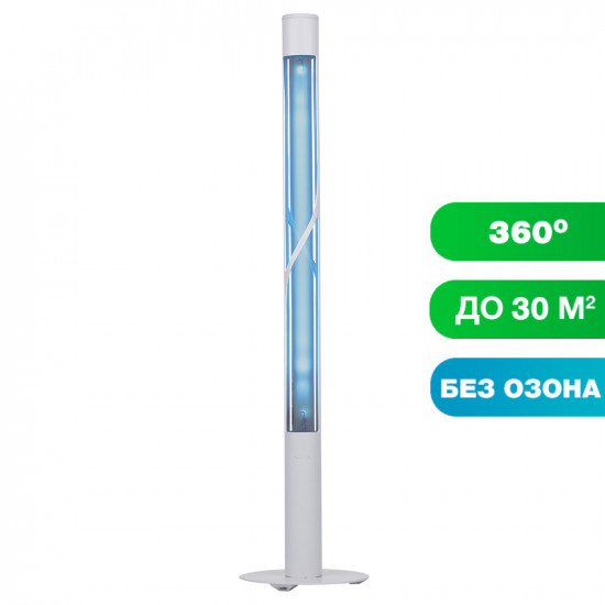Кварцевый бактерицидный облучатель SM Technology SMT-25/360 Безозоновый