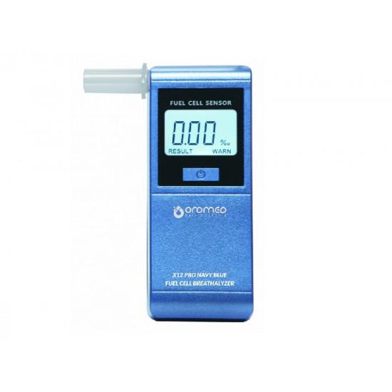 Алкотестер OROMED X12 PRO BLUE