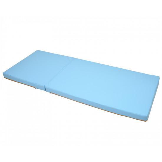 Двух-секционный матрас для медицинских кроватей 196x80x8 см