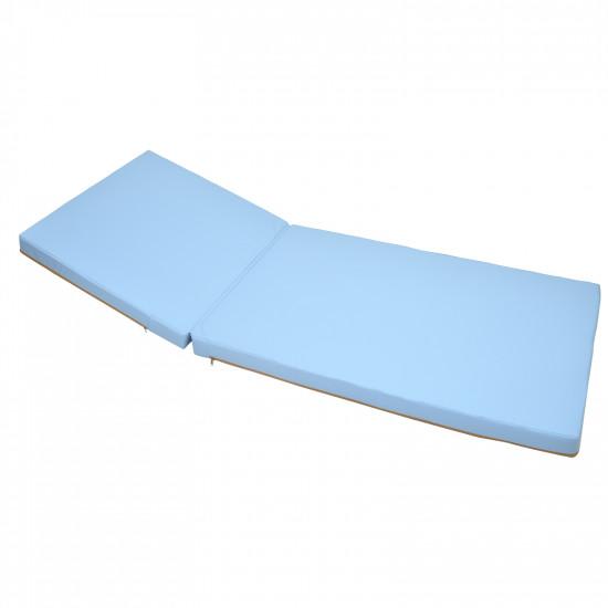 Двух-секционный матрас для медицинских кроватей 196x88x8 см