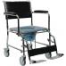 Кресло-каталка с санитарным оснащением Heaco G125
